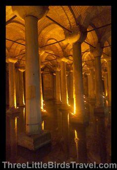 Basilica Cistern, Istanbul - Turkey