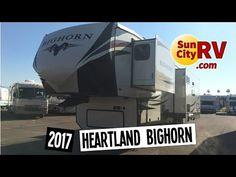 Heartland Bighorn 3675 For Sale Phoenix Fifth Wheel 2017 | Sun City RV - YouTube