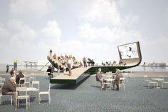 NL architects: multi mill
