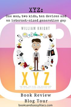 XYZ Book Review, Blog Tour  #bookreview #july2019 #booktour #humor #satire #4stars #tbr