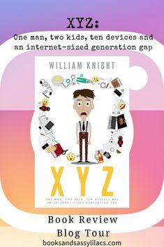XYZ Book Review, Blog Tour  #bookreview #july2019 #booktour #humor #satire #4stars #tbr
