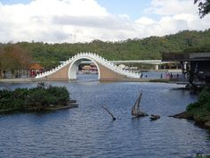 Dahu Park in Taipei - so pretty, and you can get there using the very efficient Metro system!