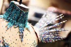 The Broadway revival of Stephen Sondheim's 'Follies' gave costume designer Gregg Barnes a number of challenges. Bio Queen, Prop Making, Ballet Tutu, Ballet Costumes, Ballet Beautiful, Costume Design, Dance Wear, Headpiece, Fashion Photography