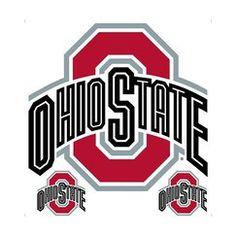 Ohio State University Removable Logo - 24x24