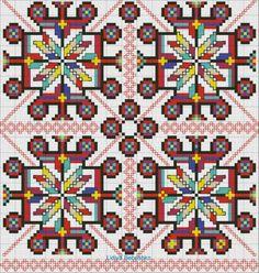 Gallery.ru / Фото #54 - Традиційний подільський рушник - valentinakp