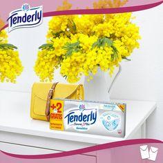 Prima di uscire, ricordate di mettere in borsa #Tenderly Dermo 3 Plus. Vi tornerà utile quando meno ve lo aspettate.