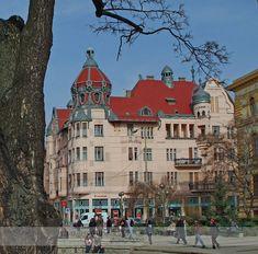 Oldal 2 « Szegedi szecessziós séta   Bagyinszki Zoltán fotográfus Ungár-Mayer - ház Homeland, Budapest, Building A House, Art Nouveau, Places To Go, Buildings, Houses, Mansions, House Styles