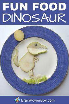 Pear Dinosaur