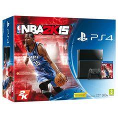 Consola PS4 + NBA 2K15