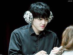 ↯ {HQ|170121} [Myeongdong Fansign] ↪©Sunflower ➖ #세븐틴 #SEVENTEEN #에스쿱스 #최승철 #승철 #scoups #pledis17