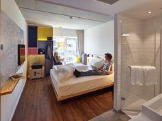 camera schani_hotel del futuro