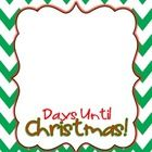 Merry Christmas everyone! Your students will have fun counting down the days until Christmas using this FREE printable for your classroom and/or ho...