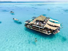 Discover Cloud 9 - Fiji's Floating Paradise