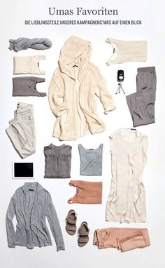 neutral capsule street style