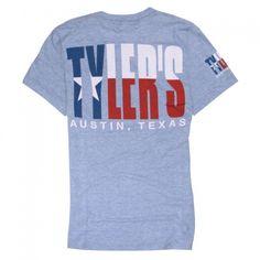 Texas flag Tyler's tee