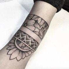 By far the best bracelet tattoo