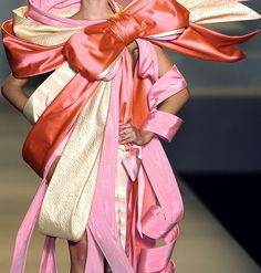 Viktor and Rolf-   I'll wear this and tell my hubby happy birthday !!!hehe ;)
