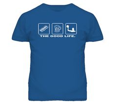 Funny Bacon Beer Water Polo The Good Life T Shirt on Etsy, $22.80 CAD
