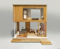 Miniio: doll houses you will want to move in