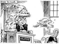 Chicken coming home to roost - Zapiro: Hlophe - Mail Guardian Home To Roost, Coming Home, Cartoons, Politics, Chicken, Image, Cartoon, Cartoon Movies, Comics And Cartoons