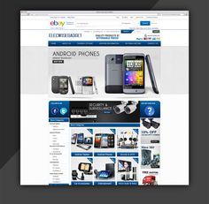 Classic Ebay Storefront And Listing Template By EStore Services - Ebay storefront templates