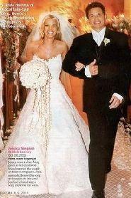 Jessica Simpson Tony Romo Wedding