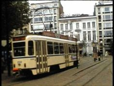 Digitized super-8 film of the Belgian tram in the 80s. The film begins with Brussels and then goes via Antwerp to Gent. Ghent After a short visit to BN in Brugge and finally images of the tram at the Han