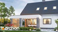 Dom w lobo Small House Design, Larp, Pergola, Exterior, Outdoor Decor, House Ideas, Home Decor, Decoration Home, Room Decor