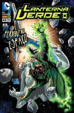 LIGA HQ - COMIC SHOP LANTERNA VERDE (52) #45 PARA OS NOSSOS HERÓIS NÃO HÁ DISTÂNCIA!!!