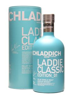 Bruichladdich is a bit pricy ...but so smooth...worth every penny! (Try the Organic & Laddie...both are awesome!)