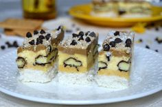 Kiwi, Waffles, Cake Recipes, Cheesecake, Good Food, Food And Drink, Pudding, Sweets, Breakfast