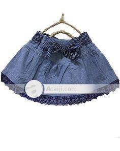 short niña - Buscar con Google Baby Girl Skirts, Baby Skirt, Little Girl Dresses, Baby Dress, Girls Dresses, Toddler Fashion, Boy Fashion, Short Niña, Skirts For Kids