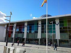 Hoy visitamos el Muncyt en Alcobendas!