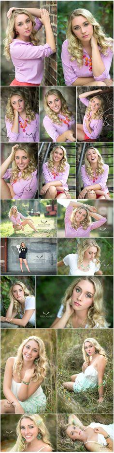 Senior Girl | Maggie | Chicago Christian High School | Carmel, IN Senior Photographer