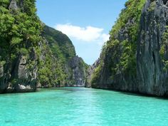 Next group of islands: The Bacuit Archipelago, Philippines - It has 35 islands.