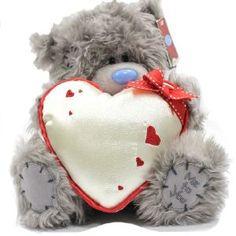 peluche me to you coeur cadeau saint valentin cadodescom
