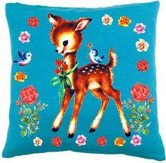 Deer TShirt by jollywolly on Etsy, $25.00