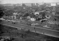 Окрестности станции метро «Сокол», 1930-е.