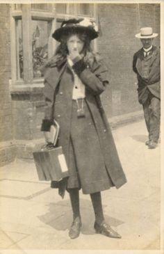 Earls Court, Kensington, London (10 June 1907) Sambourne