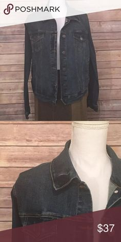 Torrid Denim Jacket Size 0 (12) Denim Jacket. Great piece to extend the wear time of your favorite dresses into the fall. Torrid Jackets & Coats Jean Jackets