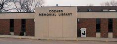 Cozard Memorial Library, Chamberlain