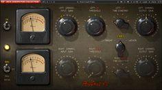 PuigChild (Fairchild) 660 670 Compressor Plugin from Waves #audiounits #rtas #vst #ilok2