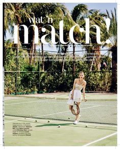 visual optimism; fashion editorials, shows, campaigns & more!: wat 'n match: iulia cirstea by hans van brakel for marie claire netherlands august 2014