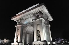 Bilderesultat for arch of triumph pyongyang Reunification, North Korea, San Francisco Ferry, Arch, Monuments, Building, Korean, Travel, Image