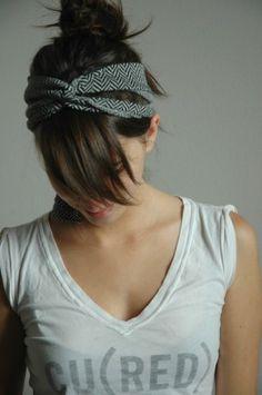 summerSTYLE: Headbands