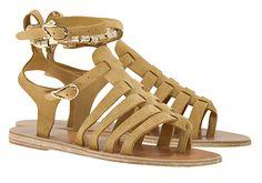 Ancient Greek Sandals   Sparta   NewSite -> WOMAN