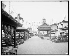 Japanese tea gardens, Luna Park, Coney Island, N.Y.  c. 1905
