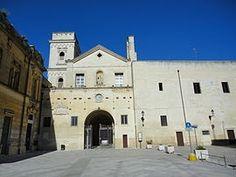 Monastero di San Giovanni Evangelista - Lecce