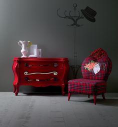 mobili italiani art deco / Serena Group