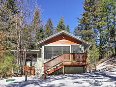 Beautiful+1BR+Ruidoso+Cabin+w/Private+Hot+Tub,+Gas+Grill+&+Wifi+-+Peaceful+Location+Near+the+River,+Minutes+to+Outdoor+Recreation+&+Town+Attractions!+++Vacation Rental in New Mexico from @homeaway! #vacation #rental #travel #homeaway